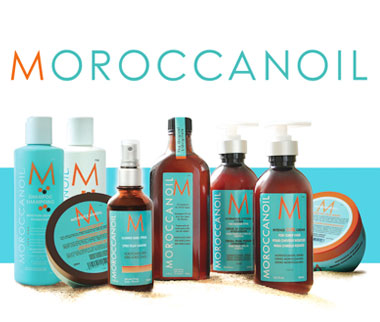 Moroccanoil για κομμωτήρια